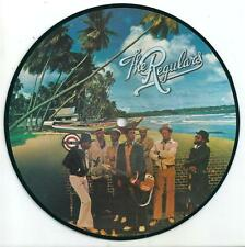 """THE REGULARS - FOOLS GAME - 7"""" VINYL 1979 CBS RECORDS PICTURE DISC"""