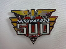 2014 Indianapolis 500 Event Collector Lapel Pin Indy500 IndyCar