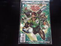 Green Lantern Sinestro Corps Secret Files #1 High Grade Comic Book RM6-222