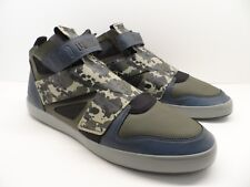 PUMA Men's Future El Rey Camo Casual Athletic Shoe Forest Night/Navy-Gray 14M