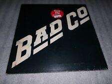 Bad Company ' Bad Co. '  Vinyl Album Island Records .