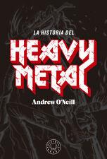 LA HISTORIA DEL HEAVY METAL. NUEVO. Nacional URGENTE/Internac. económico. MUSICA