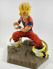 Dragon Ball Z Figure Son Goku SSJ Absolute Perfection Figure Dragonball