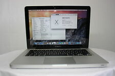 "Fast Home Apple MacBook Pro A1278 13.3"" Core 2 Duo 4 Go 500 Go Yosemite Garantie"