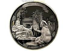 5 $ Dollar Journeys of Discovery Marco Polo Niue Island 2015 2 oz Silber