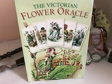 VERY RARE THE VICTORIAN FLOWER ORACLE SET 2006 EDITION MAGIC REALIST PRESS