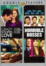Crazy Stupid Love/horrible Bosses 0883929351459 With Ryan Gosling DVD Region 1