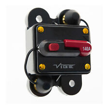 Vibe 140 Amp Amplifier Car Audio Circuit Breaker Auto Blow Trip Fuse Kill switch