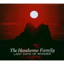 Handsome Family - Last Days Of Wonder NEW CD