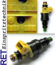 Einspritzdüse INP-063 Mitsubishi Galant 1,8 2,0 gereinigt & geprüft