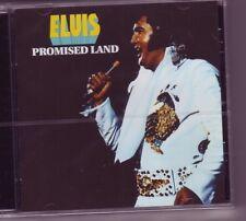 ELVIS PRESLEY CD ELVIS PROMISED LAND  ALBUM