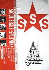 Sigue Sigue Sputnik bandiera bandiera POSTER BANDIERA Love abilitano f1-11