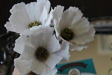 Handmade Edible Sugar Cosmo Flower Cake Topper Decorations