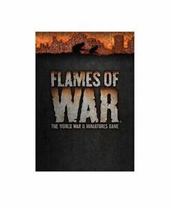FLAMES OF WAR A5 RULEBOOK - PAPERBACK