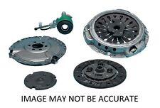 Vauxhall Zafira 2008-2016 Mk2 Luk Clutch Kit With Concentric Slave Cylinder