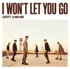 GOT7 Japan 3rd Mini Album [I WON'T LET YOU GO] Type A (CD + DVD) Limited Edition