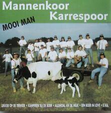 MANNENKOOR KARRESPOOR - MOOI MAN - CD