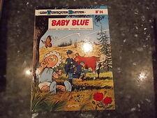 belle reedition des tuniques bleus baby blues