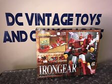 Bandai Soul of Chogokin GX-38 Iron Gear U.S.A Seller. Brand New