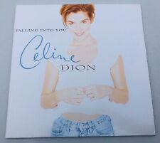 "Original 1996 CELINE DION ""Falling Into You"" UK Import 2-LP Vinyl Records NM"