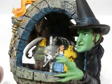 1997 Franklin Mint Wizard Of Oz The Witch Watches Collectible Egg Figure