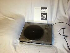 VINTAGE TECHNICS SL-B300 STEREO TURNTABLE BELT DRIVE (For PARTS OR FIX)
