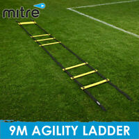 Mitre Adjustable Agility Ladder - 9m