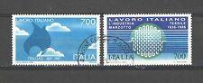 B8767 - ITALIA 1993 - QUANTITA' - SERIE LAVORO NEL MONDO.- MAZZETTA DA 100