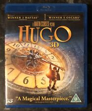 HUGO 3D & 2D BLURAY 2012 (MARTIN SCORSESE) AS GOOD AS NEW MINT CONDITION