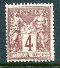 Classique de France Sage N° 88 avec trace de charnière cote: 14€