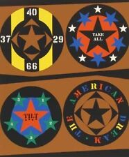 "Robert Indiana       ""American Dream""      1996   Screenprint"
