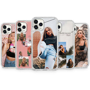 ADDISON RAE HYBRID PHONE CASES & COVERS FOR IPHONE SAMSUNG HUAWEI