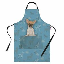 Chihuahua Gift for Dog Lover - Cooking Baking Apron - Kitchen Apron Gift for All