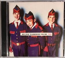 INXS - WELCOME TO WHEREVER YOU ARE, CD ALBUM.