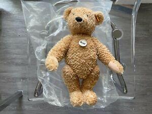 Steiff 'Elmar' Teddy Bear - cuddly jointed plush soft toy - 40cm - 022463