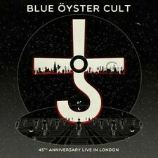 Blue Oyster Cult **45th Anniversary - Live In London **BRAND NEW CD DVD