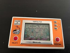 Game&Watch Tropical Fish