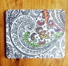 Adult Colouring Mousepad/ Placemats