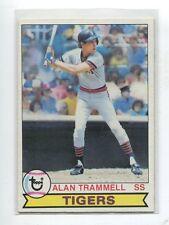 1979 Topps #358 Alan Tammell Detroit Tigers