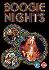 BOOGIE NIGHTS - The 70's Erotic Porn Adult Film Industry Movie DVD NEW