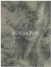PATRIZIA PEPE - CATALOGO AUTUNNO INVERNO 2012 - COLLEZIONE DONNA - FIRENZE