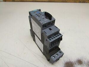 SIEMENS 3RA6400-1EB42 SELF-PROTECTED COMB. MOTOR CONTROL 600V 32A NICE USED M/O