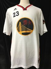bb72e815cac Golden State Warriors adidas Home Chinese Heritage  23 Green Swingman Jersey  XL