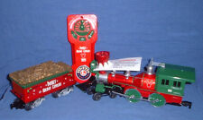LIONEL LionChief RC Disney Christmas GENERAL 4-4-0 Steam Engine & Tender-NEW