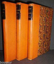 CURIOSA : Parnasse Satyrique 19e s. 3 vol. 1866 Félicien ROPS Poulet-Malassis EO