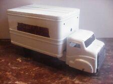 Original Vintage Structo Fire Dept. Emergency Patrol Box Truck