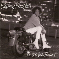 (CD) Whitney Houston - I'm Your Baby Tonight [Club Edition]