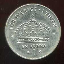 SUEDE 1 krona  2005