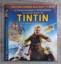 Blu ray Tintin