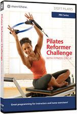 Stott Pilates: Pilates Reformer Challenge With Fitness Circle (2012, DVD NEUF)